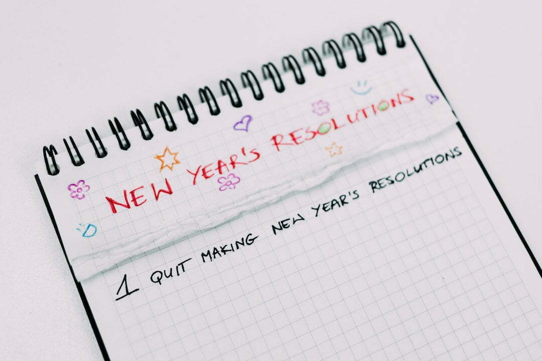 Make New Year's resolutions you can achieve