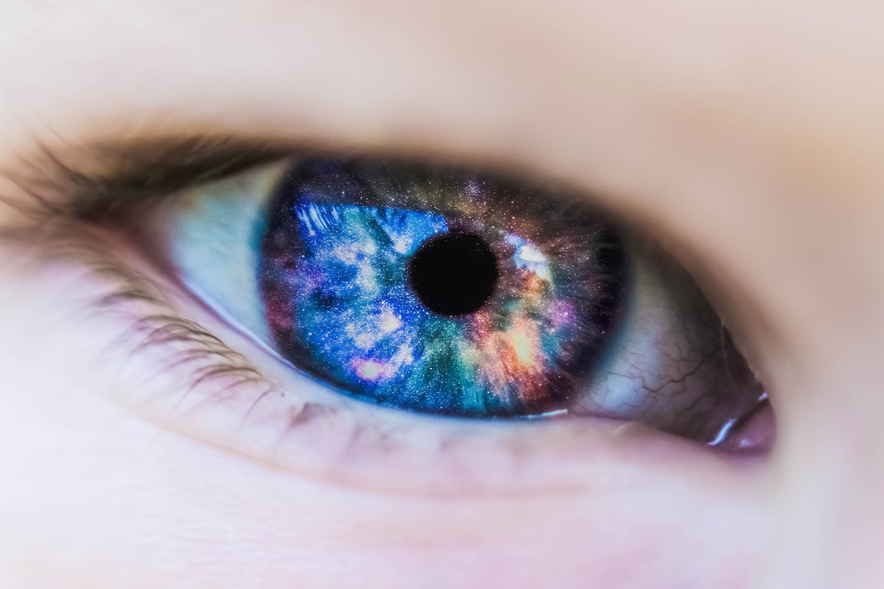 Discovering my identity in God's Eyes